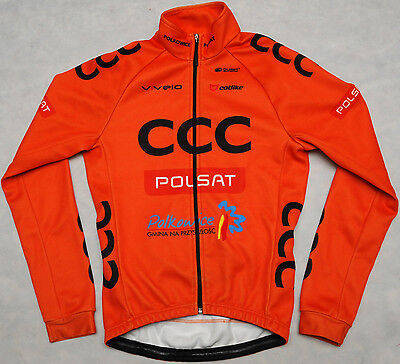 CCC POLSAT - QUEST - WIND-TEX - thermal windstopper WINDPROOF JACKET - size S