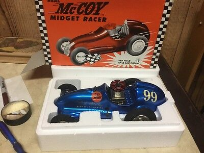 McCOY MIDGET RACER Replica Tether Car by NYLINT --  New In Box 1999