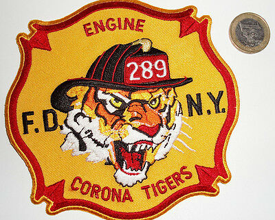 FDNY - Patch -ENGINE-289