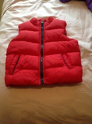 Childs Gilet age 4-5 years