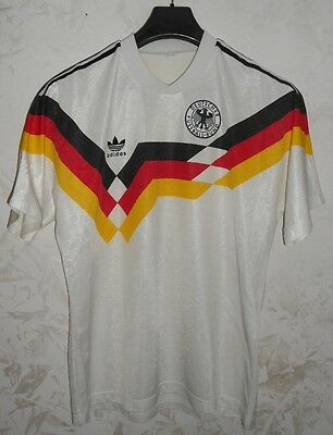Maglia Shirt Jersey Calcio Football Soccer Germania Germany Deutschland 90's