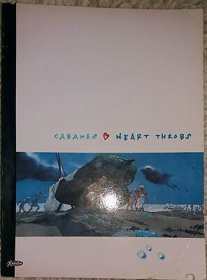 Heart Throbs by Cabanes. Xpresso Books, 1991, 1st Edition