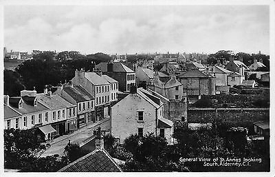 BR64457 real photo alderney general view of st annes  uk