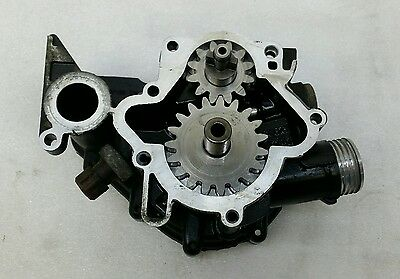 05-09 Bmw K1200Lt Oem Water Pump And Oil Pump Assembly #1