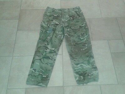 Mtp combat trousers.  Warm weather. Size 85/80/96. Used.
