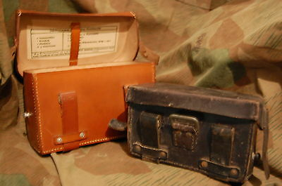 Cartouchieres Infirmier Sanitaire Allemand Wwii