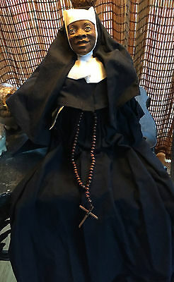 """Sister Mary Kathleen """"BLACK"""" Discontinued"""