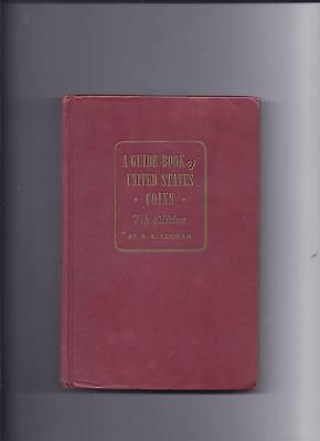 1954-1955 RED BOOK 7TH EDITION by R.S. YEOMAN