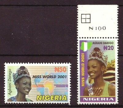 Nigeria -Miss World, 2006 NHM