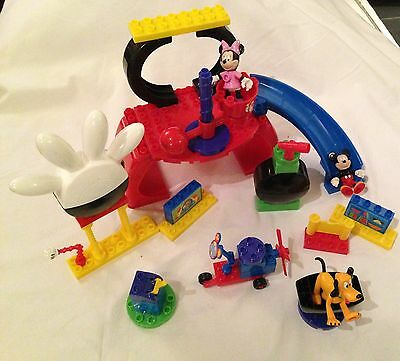 Mickey Mouse Clubhouse Mega Bloks
