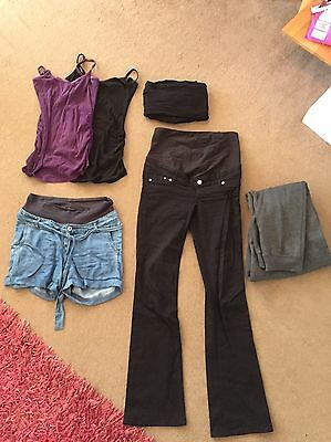 Maternity Clothes Size 10 Size 8