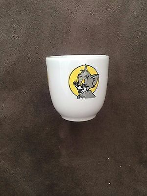 Vintage Tom and Jerry egg cup.