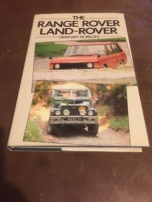 The Range Rover Land Rover Graham Robson