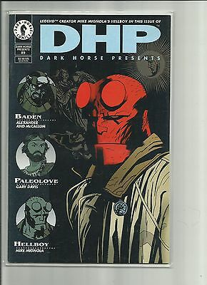 Dark Horse Presents #89  Early Hellboy !!   Mike Mignola