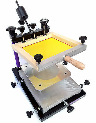 Home business Multipurpose screen printing press.Print your own balloon,napkins