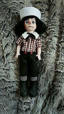 ✩Living Dead Dolls Exclusive  Rotten Sam Raggedy Andy loose!✩