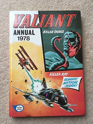 Valiant Annual 1978 - Very good condition