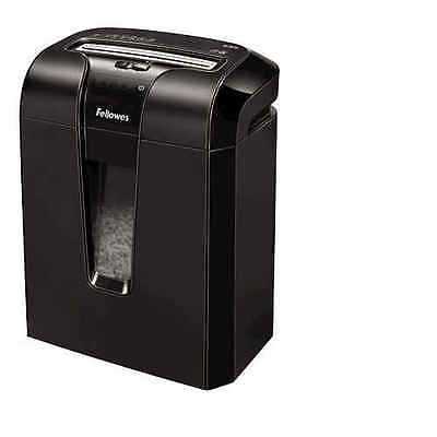 Fellowes 4600001 Powershred 63Cb Cross-Cut Shredder Cross Cut - 10 Per Pass5