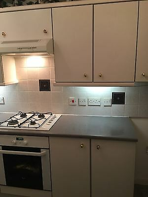 Full Kitchen Units with Hob, Oven And Sink