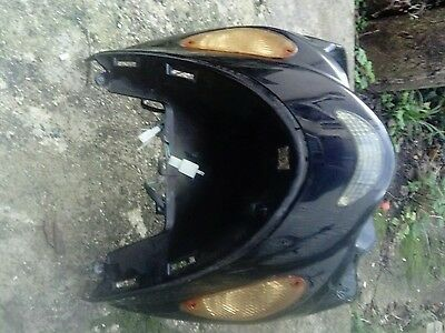 Direct bikes 50cc db50qt11 bottom front fairing panel Chinese scooters