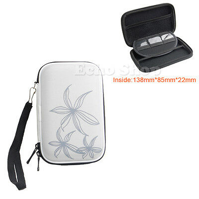 """2.5"""" EVA Hard Case Pouch For SEAGATE Expansion STBX2000401 Portable hard Drive"""