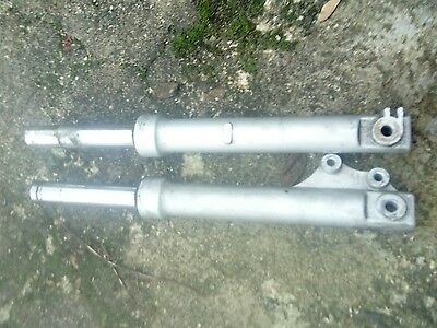 Direct bikes 50cc db50qt11 front left and right suspension fork Chinese scooter
