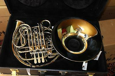 Holton H279 Professional Double French Horn MINT SCREW BELL NICKEL SILVER QuinnT
