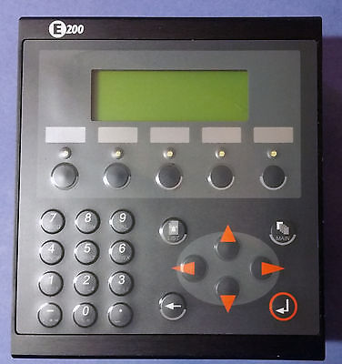 Beijer E200 Operator Interface