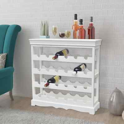 Wine Cabinet Bottle Rack Drink Spirit Holder Stand Shelf Storage Kitchen Bar