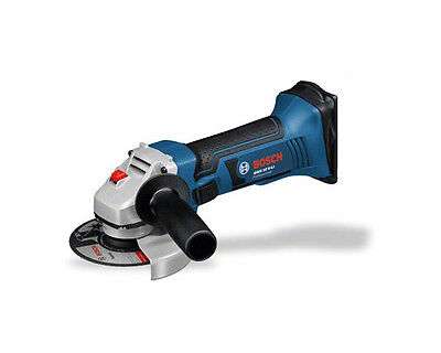 "NEW! Bosch 18V 115mm (4-1/2"") ANGLE GRINDER Li-ion Cordless - GWS 18V-LI BB"