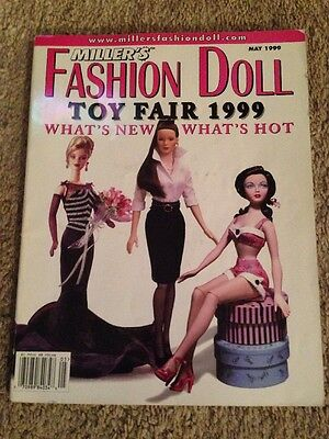 Miller's Fashion Doll Magazine - May 1999