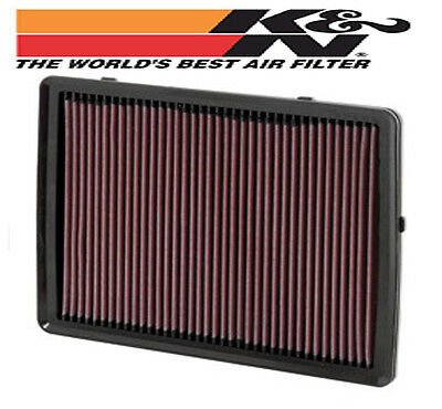 K&N Holden Commodore Performance Air filter VT VX VY V6 V8 KN33-2116