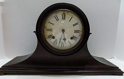 Vintage Seth Thomas Mantle  Clock Key  Not Running (Rx-9)