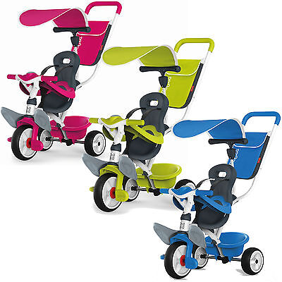 Tricycle Baby Driver 4in1 Bubble go Move Comfort v. Smoby Choose 1 St from NEW