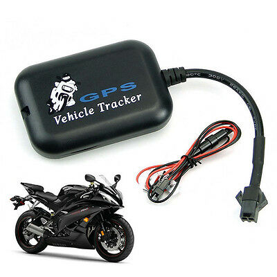 Mini Vehicle Bike Motorcycle Car GPS/GSM/GPRS Real Time Tracker Tracking Device-