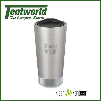 Klean Kanteen 16oz Insulated Tumbler - Stainless
