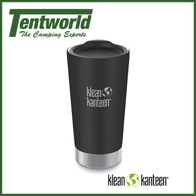 Klean Kanteen 16oz Insulated Tumbler - Shale Black