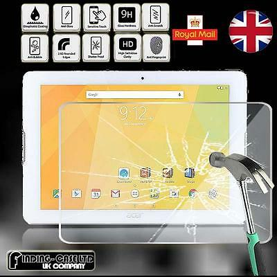 Tempered Glass Screen Protector For Acer Iconia One 10 B3-A20 10.1 Inch Tablet