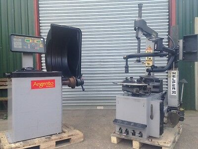 Corghi Tyre Changer and Wheel Balancer Package (1PH)