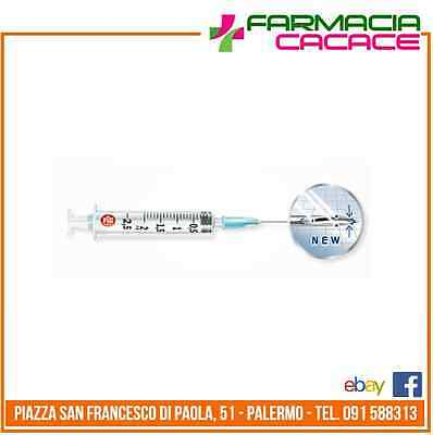 PIC SOLUTION ULTRAFIN x5 - 50 Siringhe Sterili da 5 ml - INDOLOR SIRINGA
