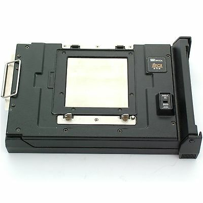 Bronica SQ Polaroid Back, excellent + condition