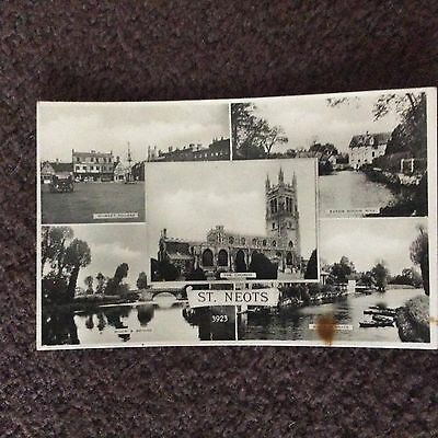 Postcard Views of St Neots