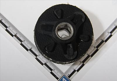 285852ABLK Heavy Duty Drive Coupler, Black, for Whirlpool, AP3961972, PS1485647,