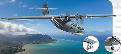 New Corgi Aa36110 Consolidated Pby-5 Catalina Pearl Harbor Aviation Archive Bnib