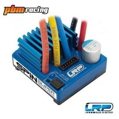 LRP Spin Super RC Brushless Electronic Speed Controller ESC 9.5T Limit LRP80230