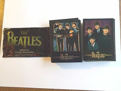 1996 Beatles card Set Sports Time 100 cards + wrapper NM/MT