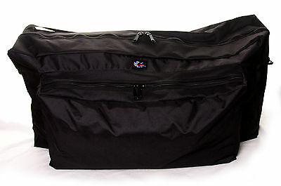 Genesis Pram Travel Bag suitable for Quinny Buzz 3 or similar size. Made in UK.