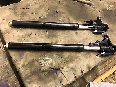 yamaha r6 2008- front forks ( spears or repair)