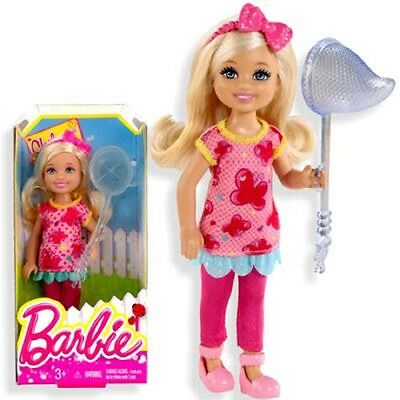 Mini Doll Barbie Chelsea Et Sound Net Butterfly