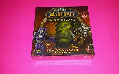 world of warcraft shadow of war boardgame NEW